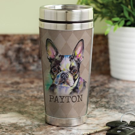 dog breeds personalized travel mug walmart com
