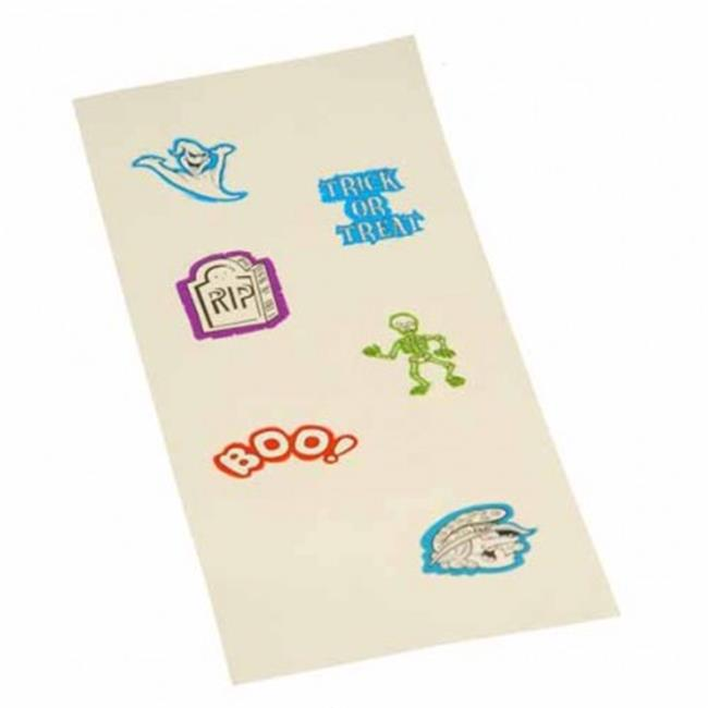 US Toy 4183X30 Glow in the Dark Temporary Tattoos - 12 Per Pack - Pack of 30
