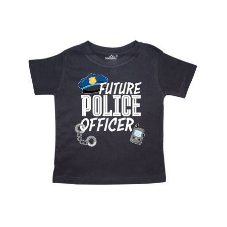 Future Police Officer Toddler T-Shirt - Police Clothes For Kids
