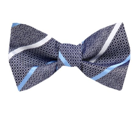 Self Tie Silk Bow Tie XL for Men Big and Tall - Many Colors and