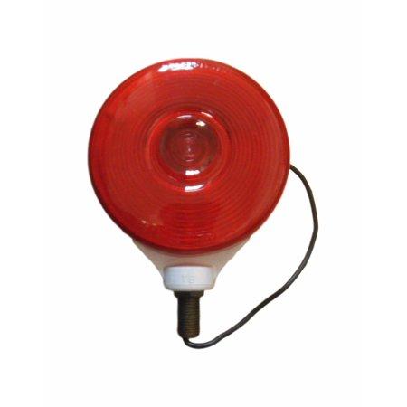 Nara 4 Light - NAPA Lighting Dietz Double Sided Lamp 104-28380 Red Yellow 4-28 77-605 NOS