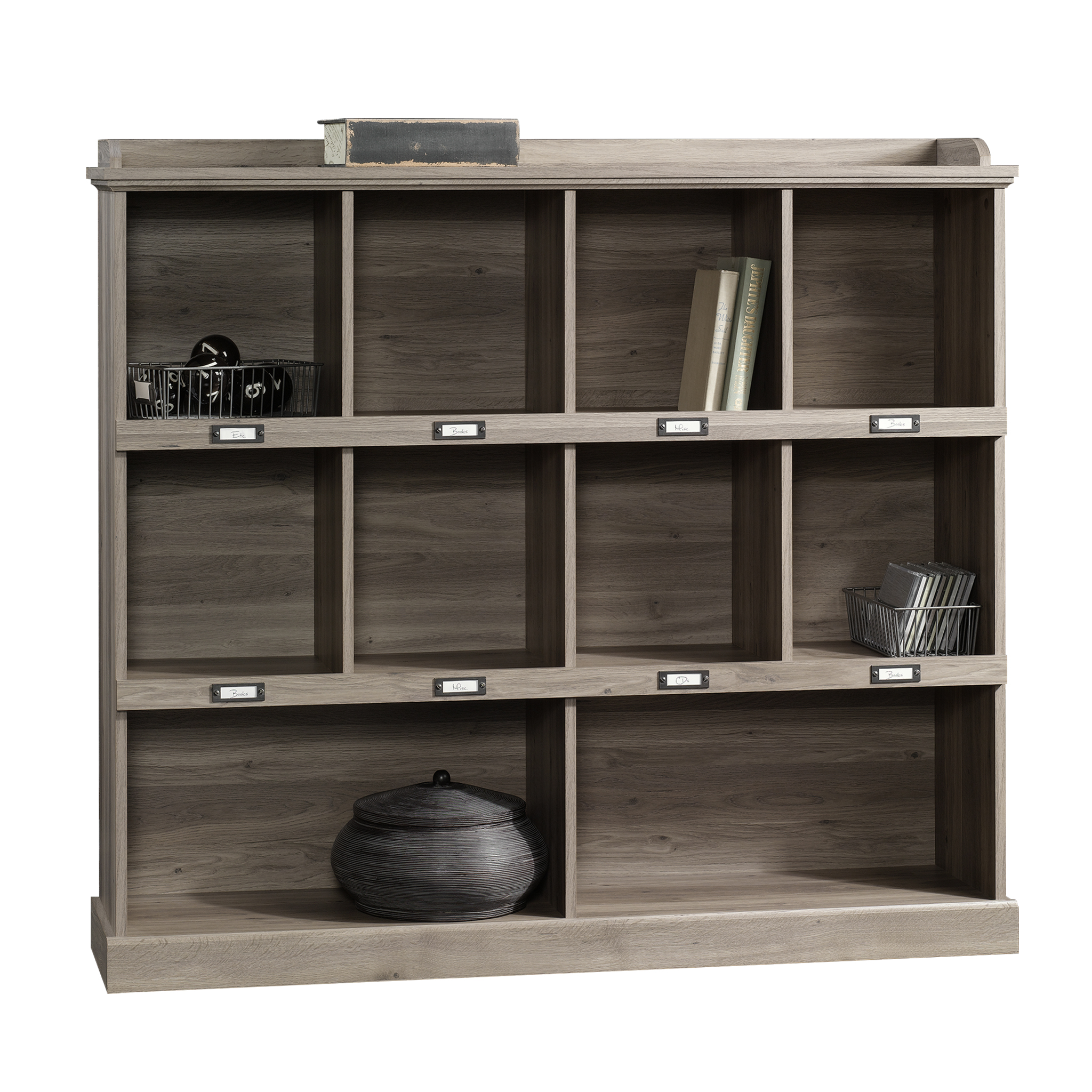 Sauder Barrister Lane Bookcase, Multiple Finishes
