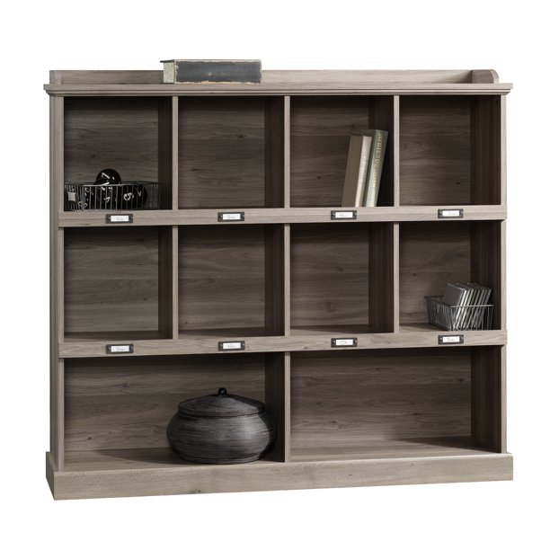 Sauder Barrister Lane Bookcase, Salt Oak Finish