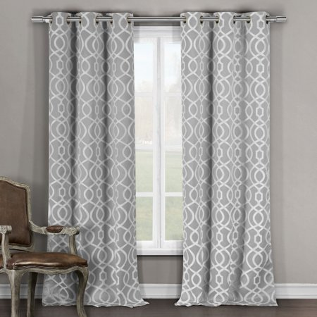 Duck River Harris Blackout Grommet Pair Curtain (Washing Machine Water Backing Up Into Kitchen Sink)