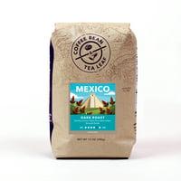 The Coffee Bean & Tea Leaf Mexico Organic Dark Roast Ground Coffee 12 oz. Bag