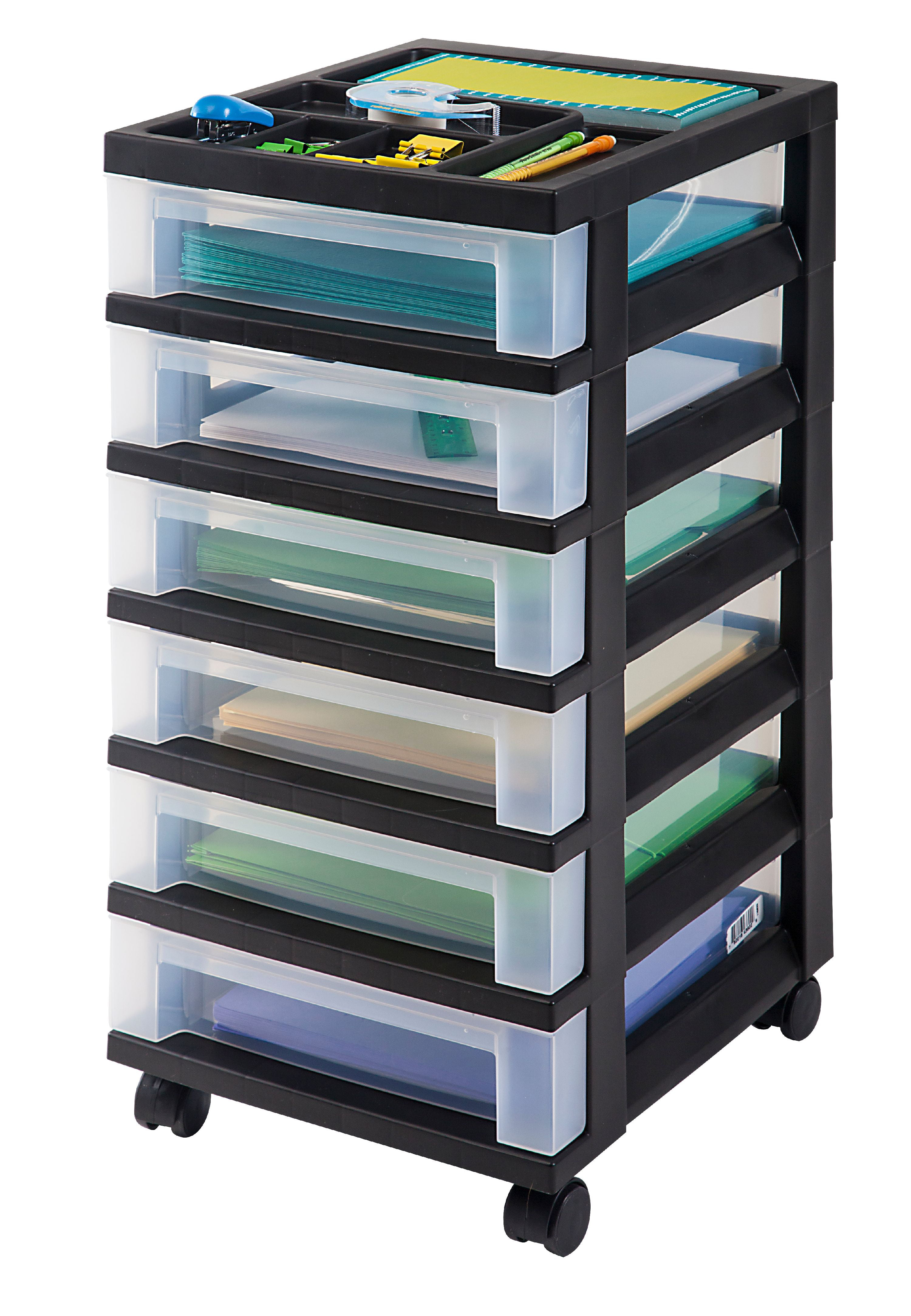 Rolling craft cart with drawers - Rolling Craft Cart With Drawers 27