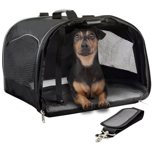 WorldPet Soft-Sided Pet Carrier, Medium