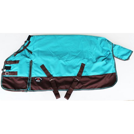 1200D Challenger Turnout Waterproof Horse WINTER BLANKET HEAVY  -