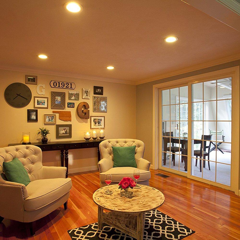 Sylvania Osram Lightify Smart Home 65W BR30 White/ Color LED Light Bulb (6 Pack) - image 5 of 9