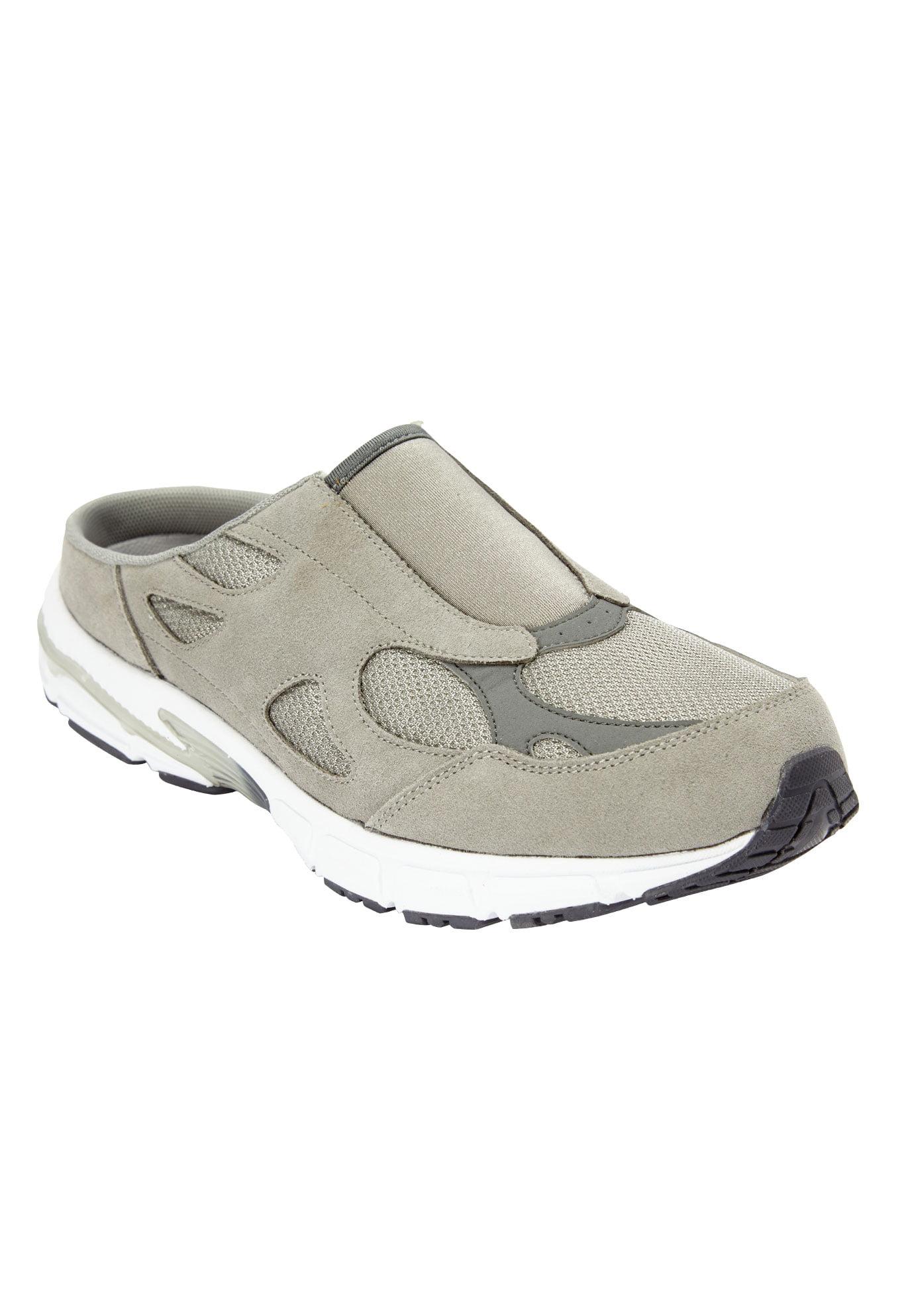 Wide Width KingSize Slip-on Sneaker