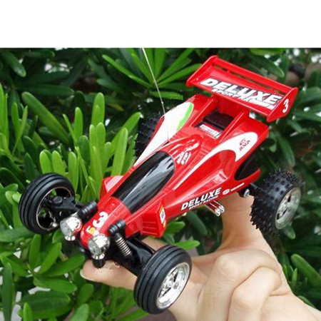 1 52 Mini Rc Buggy Kart Car High Speed Racing Radio Control   Red  Gift Idea  Rc Car R C Car Radio Controlled Car