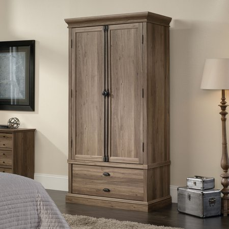 Sauder Barrister Lane Armoire - Salt Oak