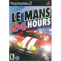 Le Mans 24 Hours - PS2 (Refurbished)