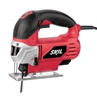 SKIL 6-Amp Corded Electric Orbital Jigsaw with Laser, 4495-02