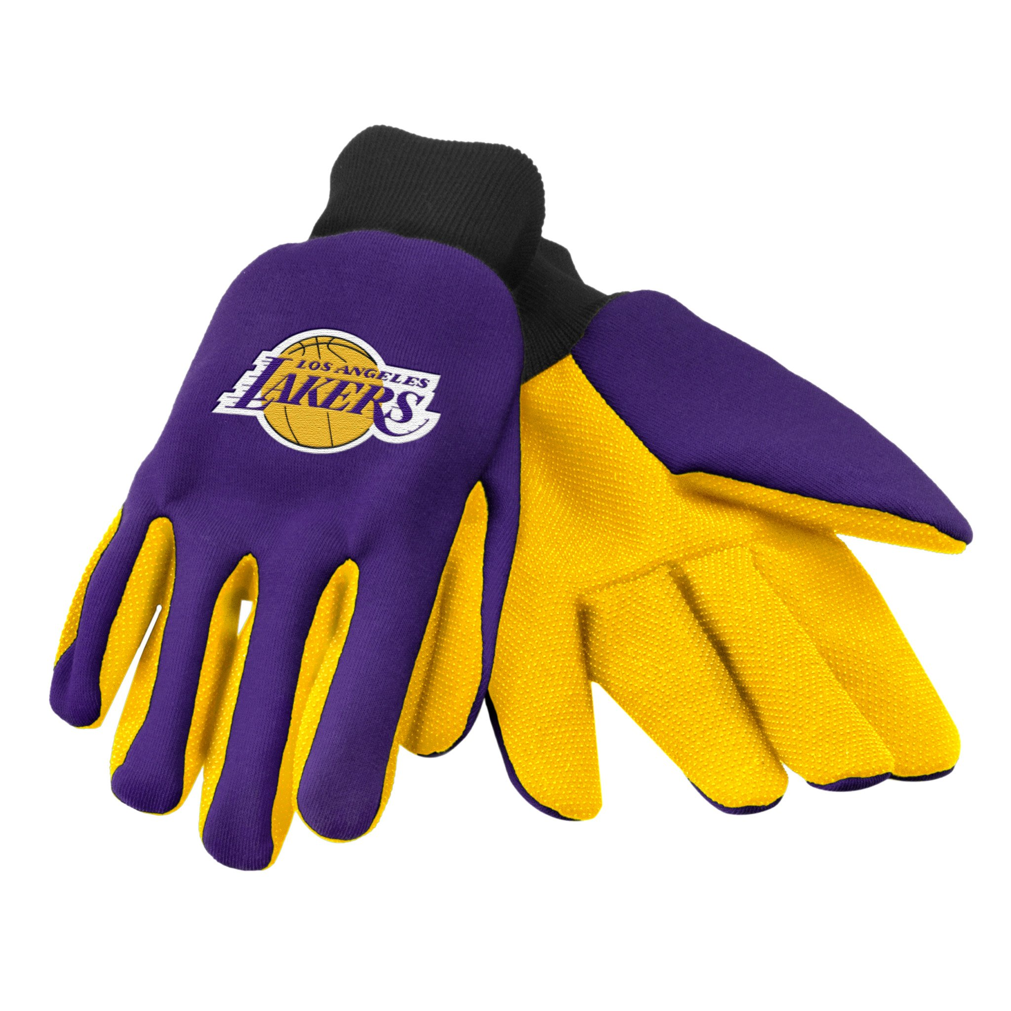 Los Angeles Lakers 2015 Utility Glove - Colored Palm