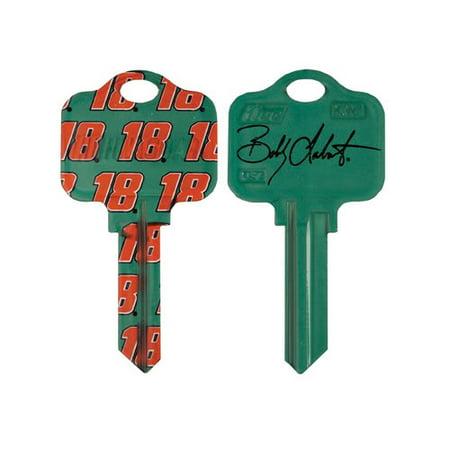 Bobby Labonte Schlage SC1 House Key NASCAR Keys