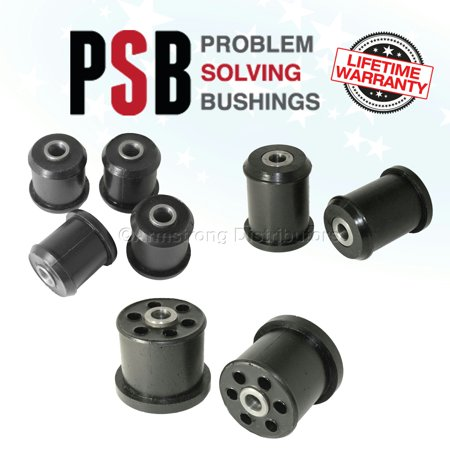 Land Rover Discovery 3 & 4 (05-15) Front Suspension Poly Bushing Kit- PSB 221ABC (Land Rover Discovery Window Regulator)