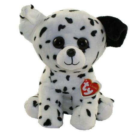 TY Classic Plush - SPENCER the Dalmatian Dog (9.5 inch)](Dalmatian Fire Dog)