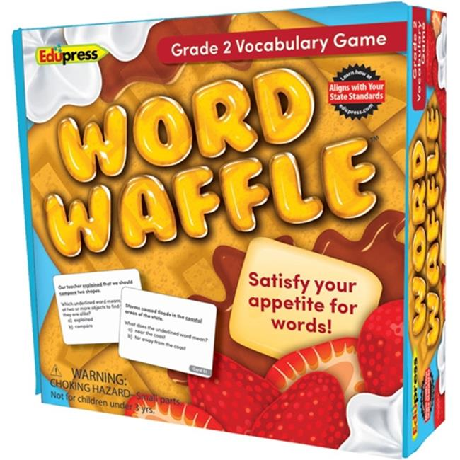 WORD WAFFLE GAME GR 4