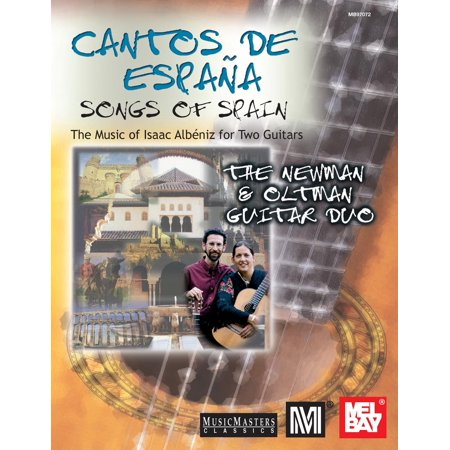 Cantos de Espana - Songs of Spain - eBook - Spanish Birthday Song