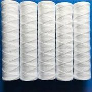 Compatible to Hydronix SWC-25-1020 String Wound Sediment Water Filter Pack of 5 by CFS