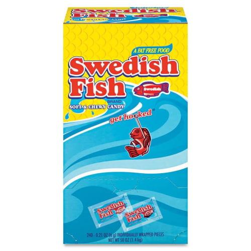 Cadbury Swedish Fish Soft Candy by Cadbury Schweppes plc