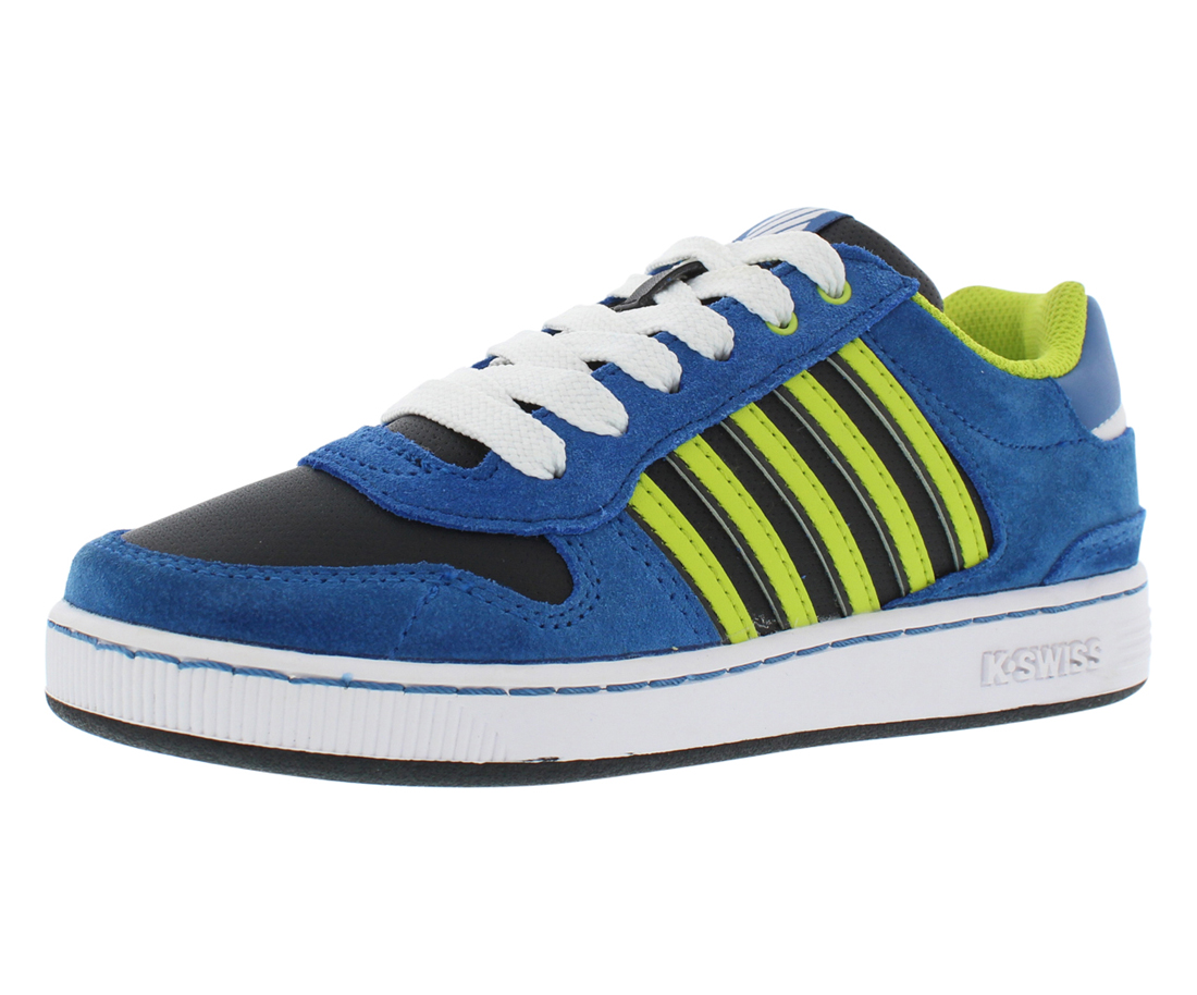 K-Swiss Jackson Sde Boy's Preschool Shoes Size by K-Swiss