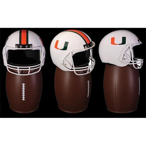 NCAA 81-CGRB6 University of Miami Collectors Bin