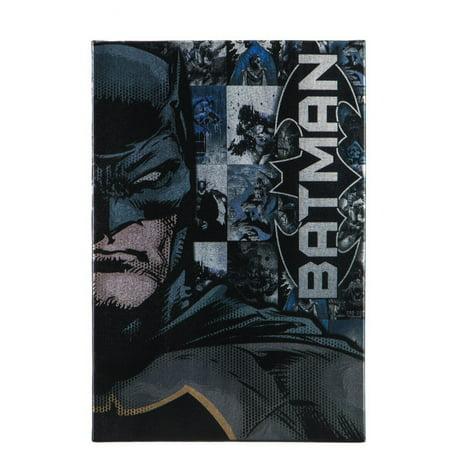 Halloween Batman Art (Batman Metallic Canvas Wall Art Home Decoration Theater Media Room Man)