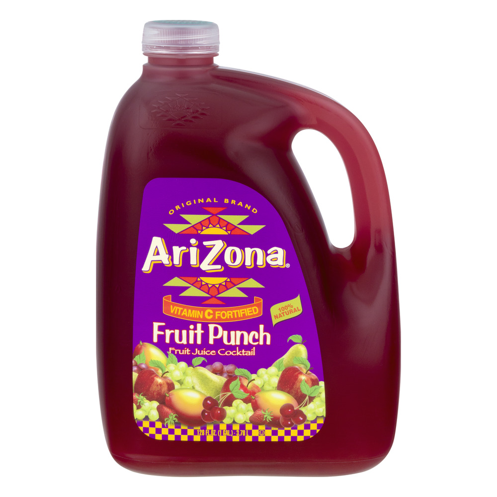 Arizona Fruit Punch, 128.0 FL OZ