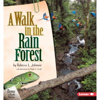 Biomes of North America: A Walk in the Rain Forest (Paperback)