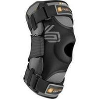 Shock Doctor Ultra Knee Support /Bilateral Hinges - Adult (Black)