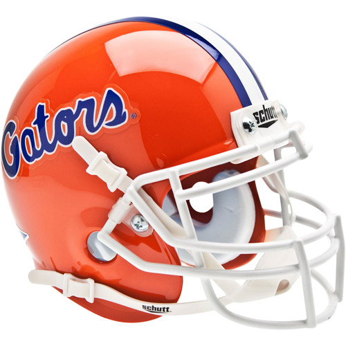 Shutt Sports NCAA Mini Helmet, Florida Gators