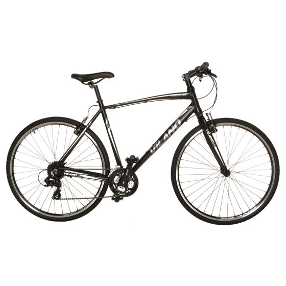 7f656d4f8df vilano diverse 2.0 performance hybrid bike 24 speed shimano road bike 700c  - Walmart.com