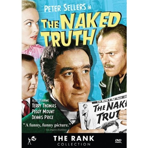The Naked Truth (1957) (The Rank Collection) (Full Frame)