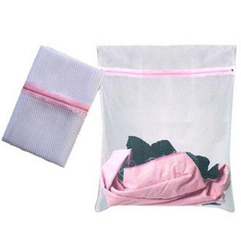 3 Sizes Underwear Aid Socks Lingerie Laundry Washing Machine Mesh Bag S