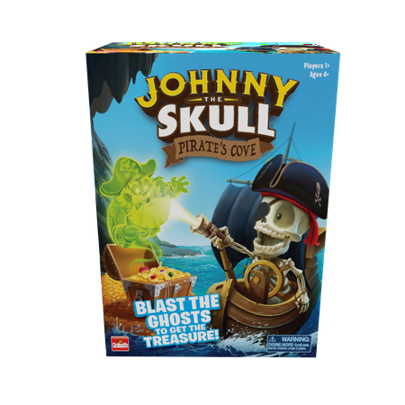 Goliath Johnny the Skull Pirate's Cove Game