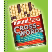 Mental_floss Crosswords : Rich, Mouthwatering Puzzles You Need to Unwrap Immediately!