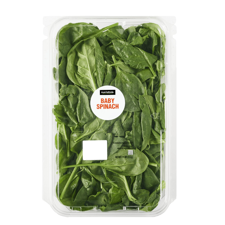Marketside Baby Spinach, 11 oz