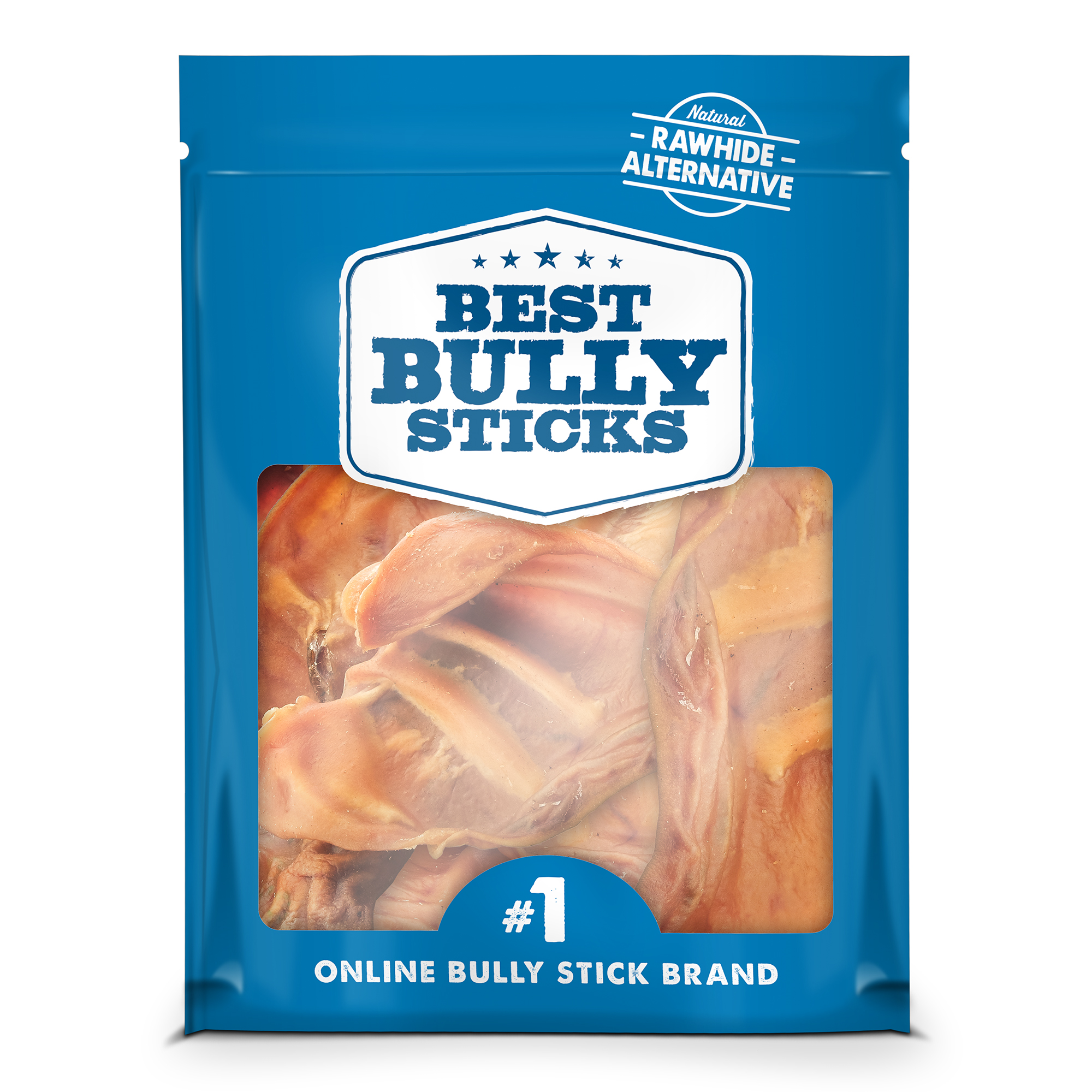 Best Bully Sticks Thick Cut Pig Ears
