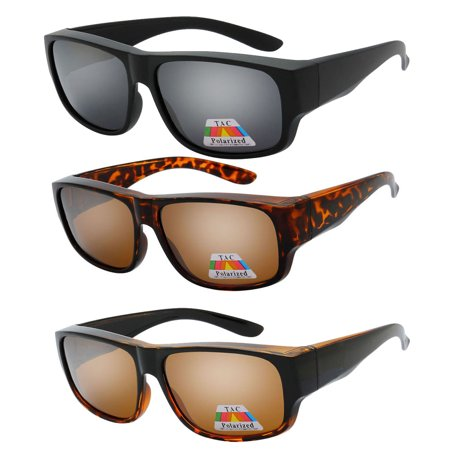 MLC Polarized Fashion Fit Over Polarized Collection (Fashion Sunglasses Collection)