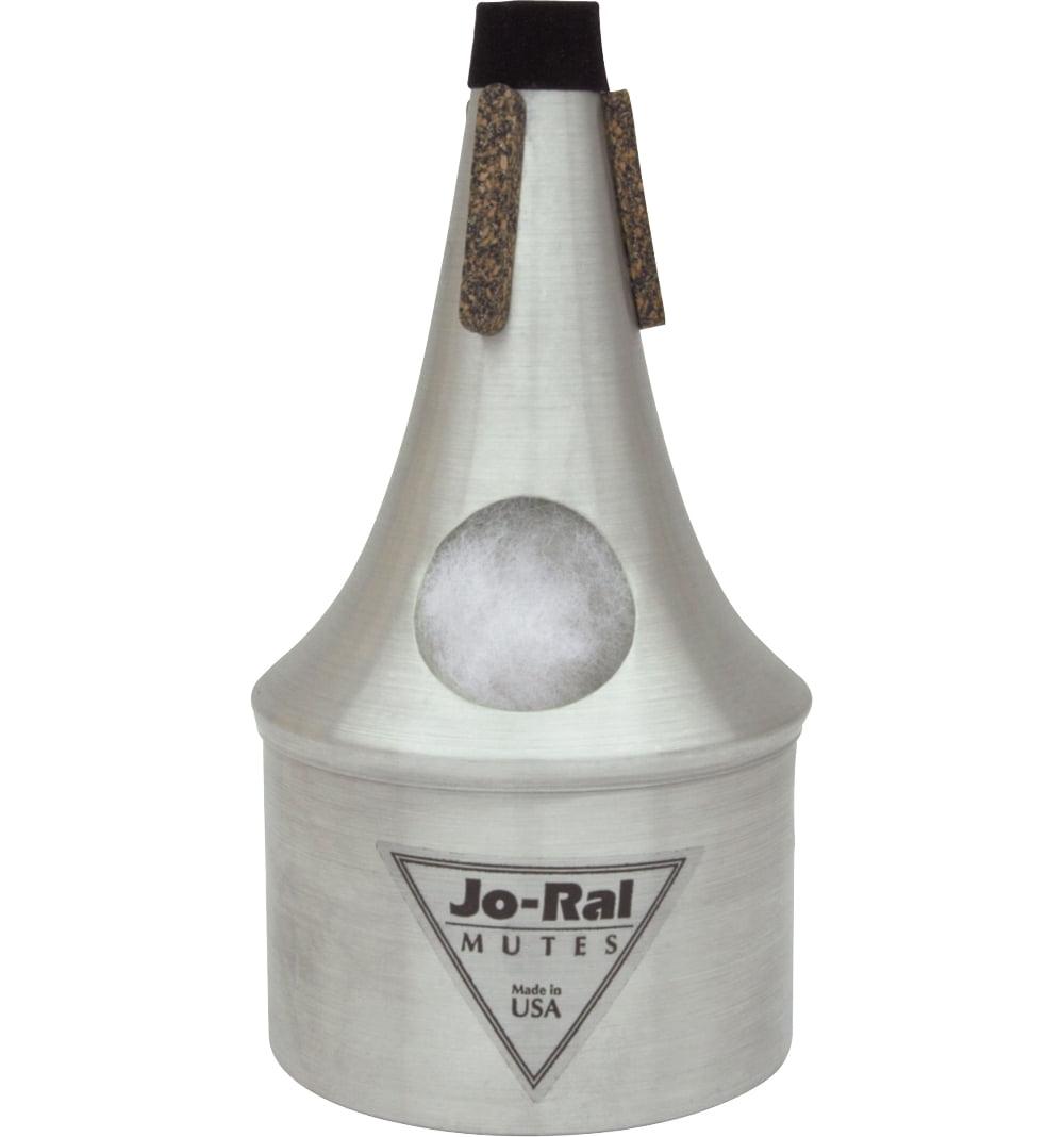 Jo-Ral 4A Aluminum Trumpet Bucket Mute by Jo-Ral
