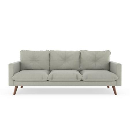 Allora Sofa Cross Weave - Cloud ()