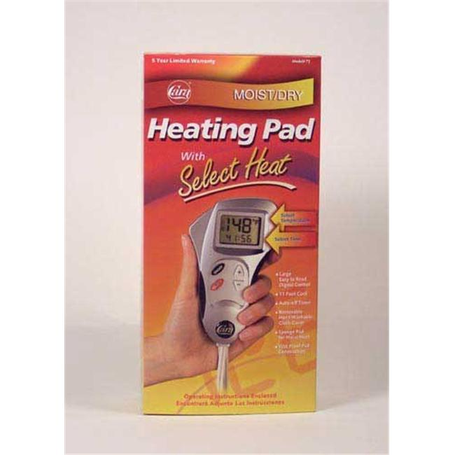 Complete Medical Supplies 2494 Select Heat Heating Pad With LCD Display
