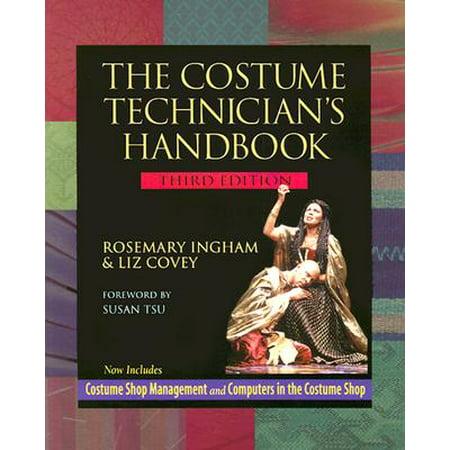 The Costume Technician's Handbook (Paperback) - Costume Book