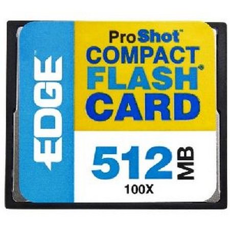 Fuji 512mb Xd Card (Edge Memory 512mb Edge Premium Compact Flash Card (c )