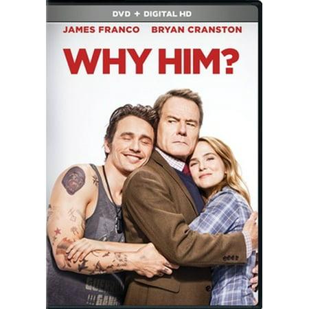 Why Him? (DVD + Digital HD)