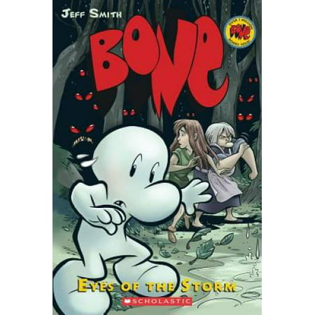 Bone, Vol. 3: Eyes of the Storm, Pre-Owned (Paperback)