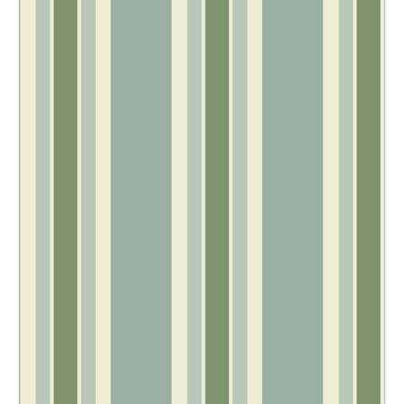 "Waverly Inspirations Cotton Duck 45"" Dark Large Stripe Spa-Tan Fabric, per Yard"