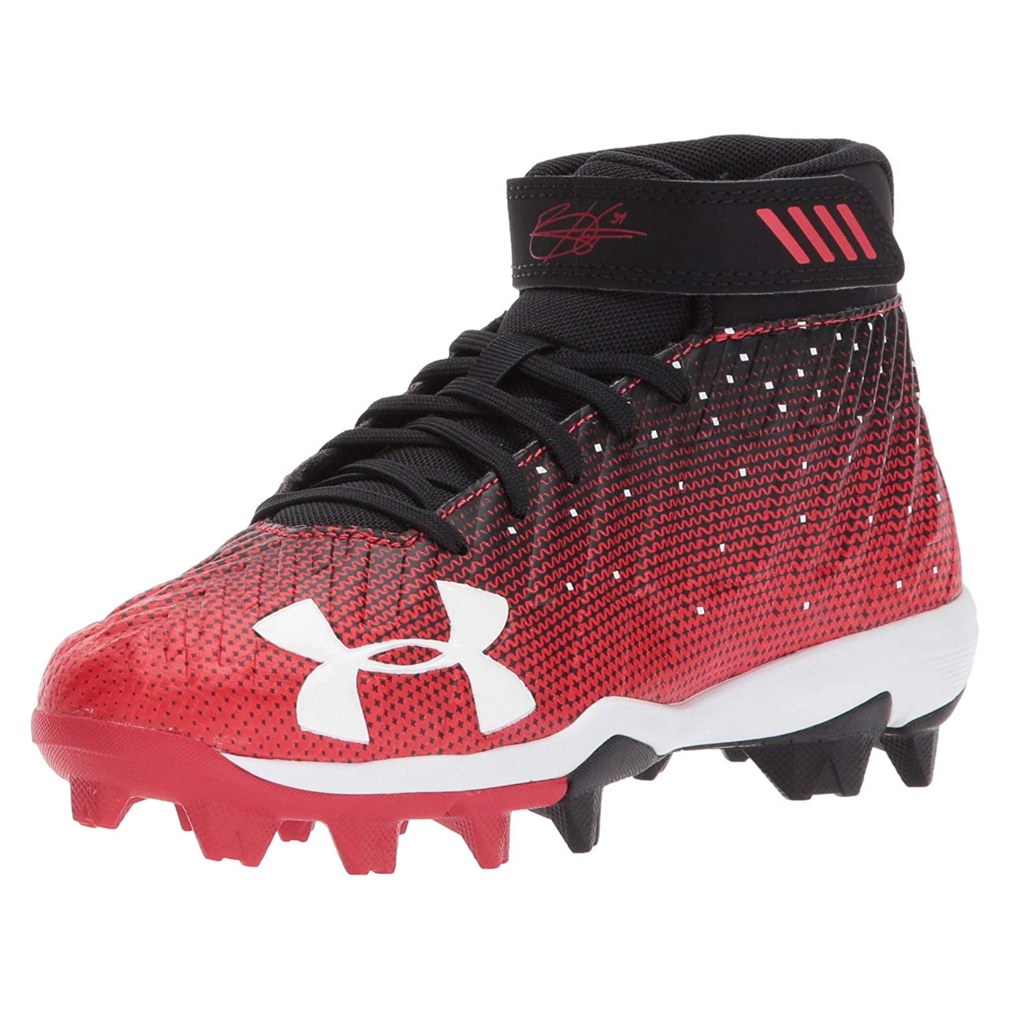 83c4771f0bc Under Armour Kids  Harper 2 RM Jr. Baseball Shoe